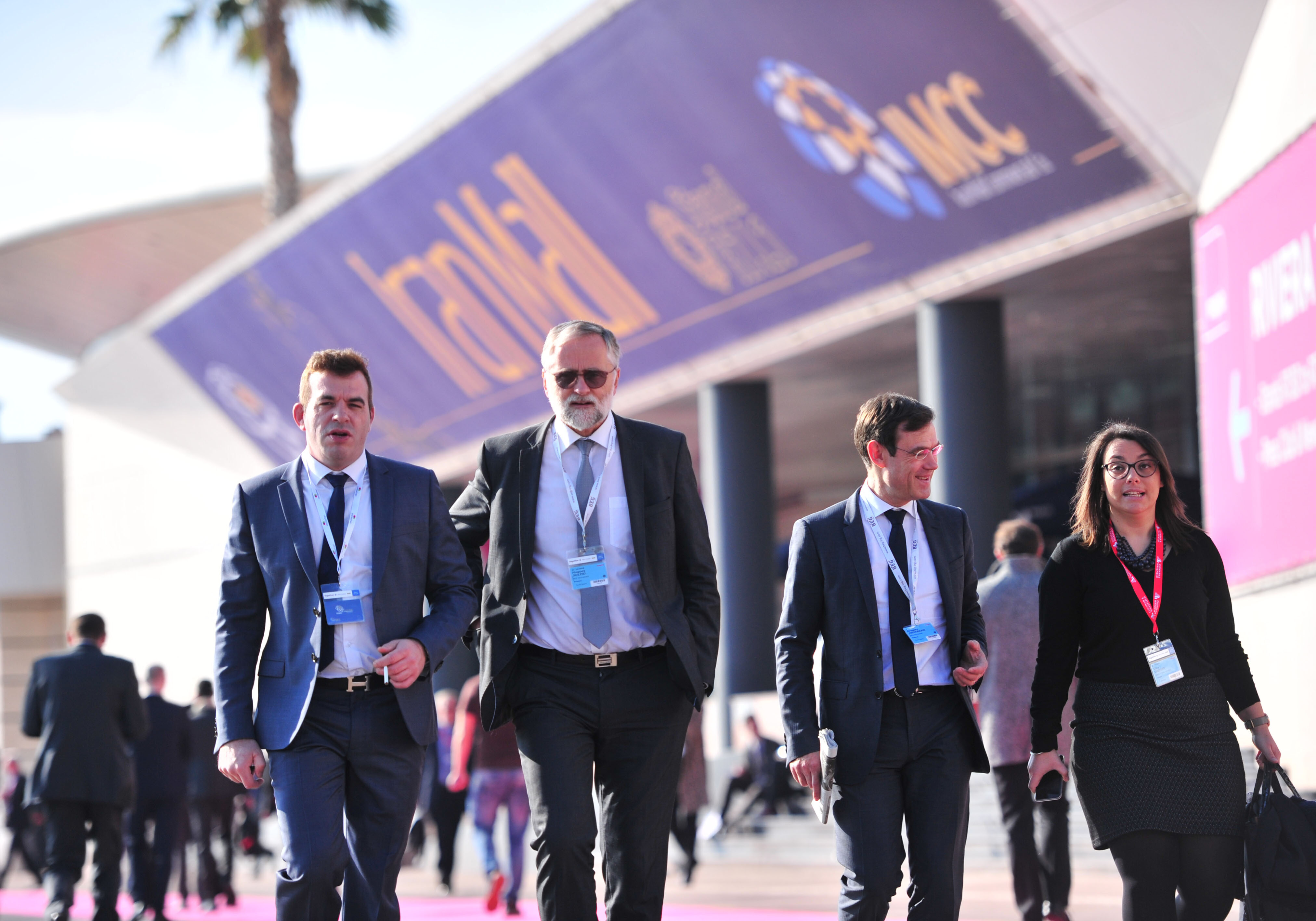 MAPIC 2016 - ATMOSPHERE - OUTSIDE - VISITORS